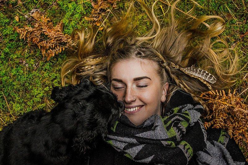 Sorria.... o seu cão vai gostar