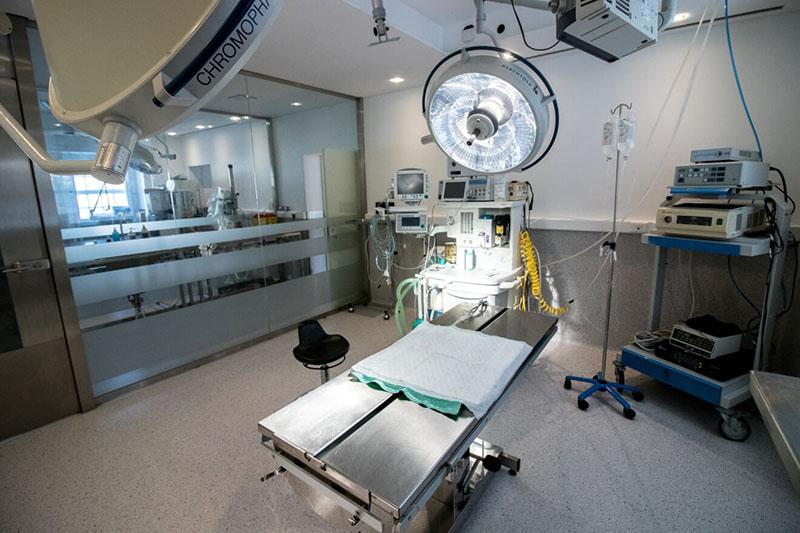 Esterilização por laparoscopia
