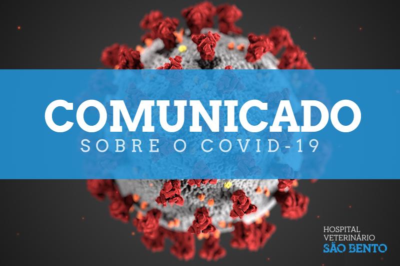 Comunicado Covid 19